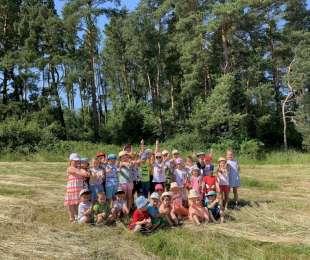 Malý letný výletik k lesu