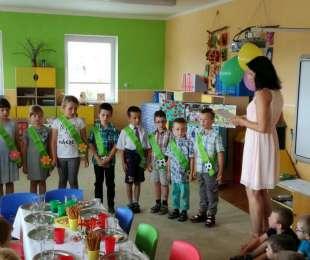 Rozlúčková slávnosť predškolákov